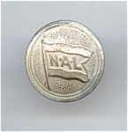 Nal Swedish Metal Button
