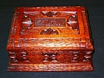 Mother Folk Art Jewerly Box