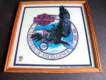 Harley Davidson Eagle Logo Picture