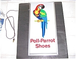 Poll Parrot Electric Sign