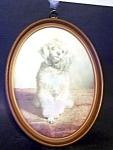 Poodle? Dog Print, Framed