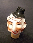Clown Figural Bottle Stoppper