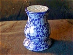 Blue And White Hatpin Holder