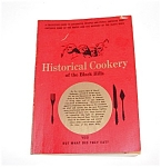 Historical Cookery Of The Black Hills
