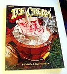 Ice Cream Recipe Book, Soft Cover