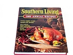 Southern Living Annual Recipes Cookbook 1989