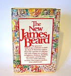 James Beard Cookbook, Hardcover, Dustjacket