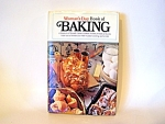 Womans Day H C. Dust Jacket Book Of Baking