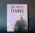 The Great Tenors H.c Book With Dj+cd.