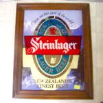 Stanlager Mirror Beer Sign