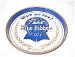 Pabst Blue Ribbon Beer Tray