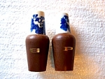 Blue Willow Ptn. Salt & Pepper Shakers