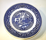 Blue Willow Ptn, Royal China, Plate 6.5 In. Diam.