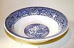 Blue Willow Ptn. Bowl, Soup/cereal 6.75 In. Diam.