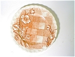 Trellis Ptn. Grindley England Dessert Plate