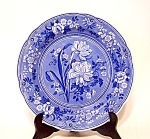 Plate, Spode, Blue Room Collection,