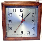 Bulova Wood Case Clock