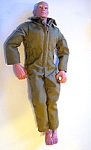G I Joe Doll - Hasbro