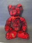 Red Plush Teddy Bear