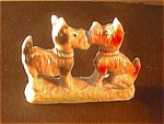 Terrier Dog Figurine