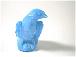 Eagle, Boyd Glass Figurine, Blue