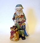 Santa Figurine, Pottery
