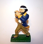 Cast Iron Fife Player, Colonial Dress