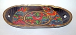 Lacquer Ware Tray, Enamelled