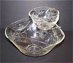 Chip And Dip Set, Engraved