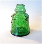 Green Glass Wheaton Bottle