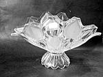 Crystal Pedestal Centerpiece