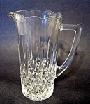 Crystal Pitcher,
