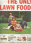Vigoro Lawn Food- Swift & Co. Ad Sheet