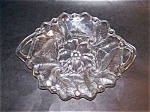 Wild Rose Ptn. Indiana Glass Tray