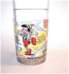 Mcdonalds Glass, Tumbler Pinocchio