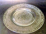 Etched Ptn. Plate, Crystal