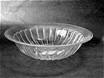 Heisey Clear Glass Bowl