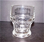 Clear Glass Tumbler, Georgian Ptn.