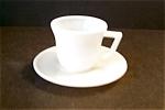 Demitasse Cup And Saucer Set