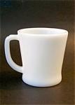 Milk Glass Mug