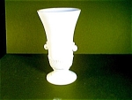 Milk Glass Vitrock Vase