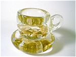 2 Pc. Cup/saucer Paperweight