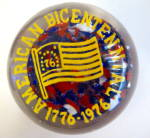 Bicentennial Paperweight, '76