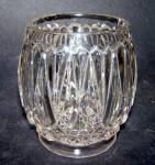 Clear Glass Spooner