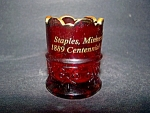 Ruby Souvenir Toothpick Holder