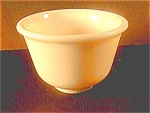 Custard Glass Mixing Bowl