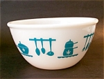 Hazel Atlas Mixing Bowl, Kitchen Aid Design