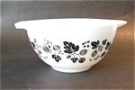 Pyrex Mixing Bowl, Gooseberry Pattern