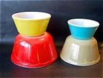 Mixing Bowl Set Hazel Atlas