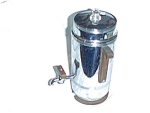 Chrome Finish Percolator